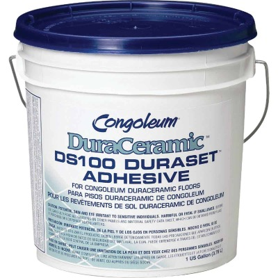 Congoleum DuraCeramic DuraSet Multi-Purpose Floor Adhesive (Quart)