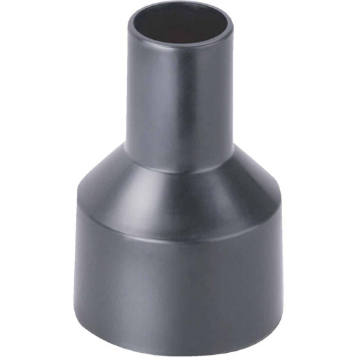 Channellock 2-1/2 In. to 1-1/4 In. Polypropylene Vacuum Tool Adapter
