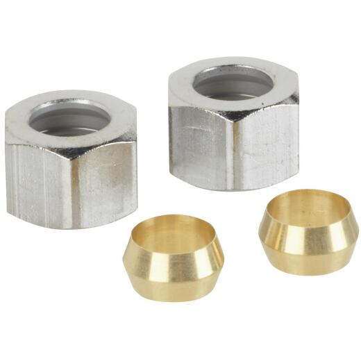 Do it 3/8 In. Compression Nut And Ring