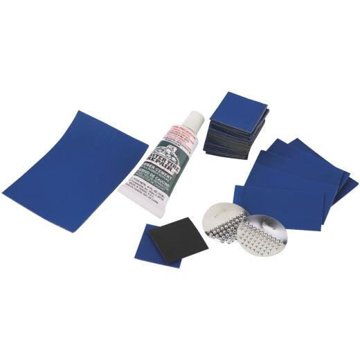Master Tire Repair Deluxe Rubber Patch Kit (32-Piece)