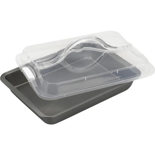GoodCook 9 In. x 13 In. Covered Non-Stick Cake Pan