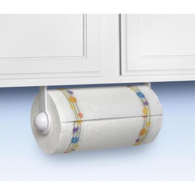 Spectrum Plastic Paper Towel Holder