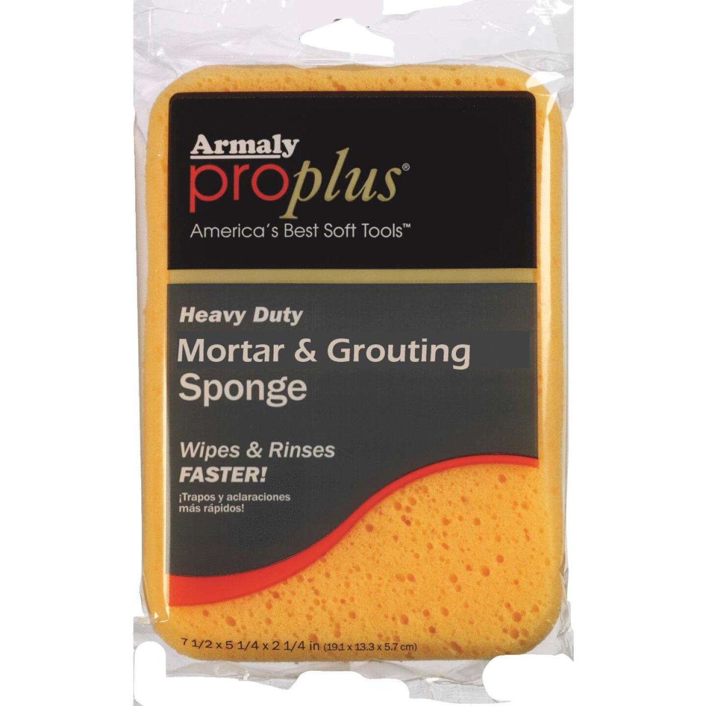 Armaly ProPlus Heavy Duty Grouting & Concrete Sponge Image 1