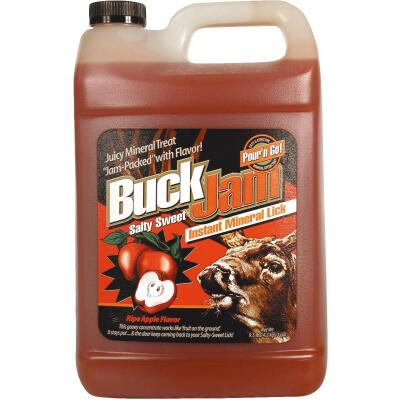 Buck Jam 1 Gal. Liquid Instant Mineral Lick Deer Attractant