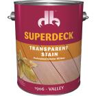 Duckback SUPERDECK VOC Transparent Exterior Stain, Valley, 1 Gal. Image 1