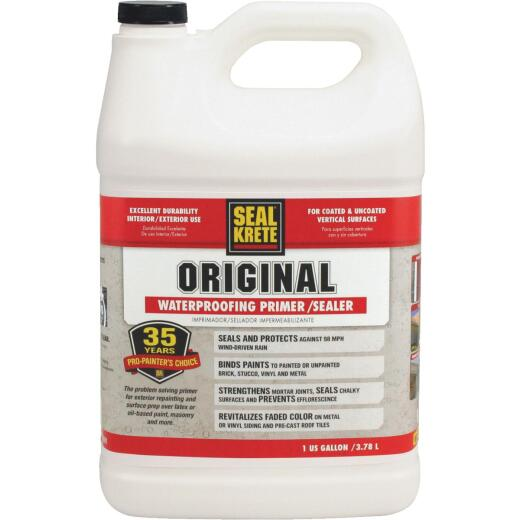 Seal Krete Clear Bonding Sealer, 1 Gal.