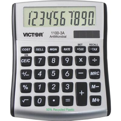 Victor Mini Basic 10-Digit Desktop Calculator